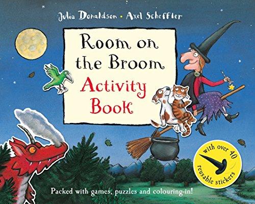 Room on the Broom Activity Book (Princess Mirror-Belle) por Julia Donaldson