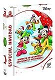 DUOPACK  3dvds NAVIDEÑO MICKEY & FRIENDS