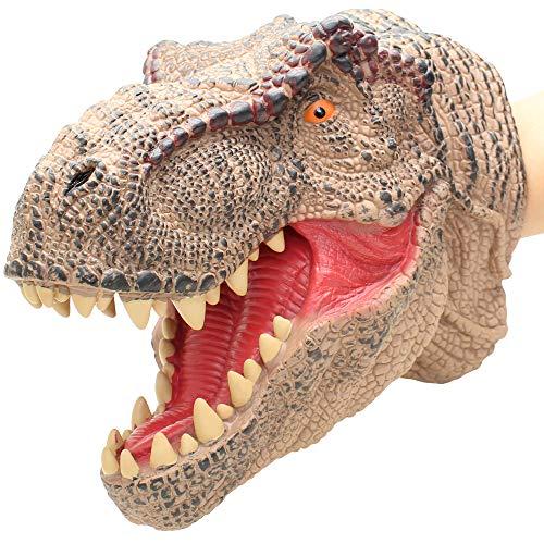 Lebze Marioneta Mano Dinosaurio T-Rex Tyrannosaurus