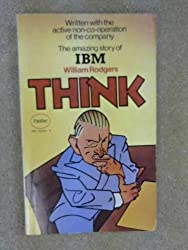 Think: A Biography of the Watsons and I.B.M.