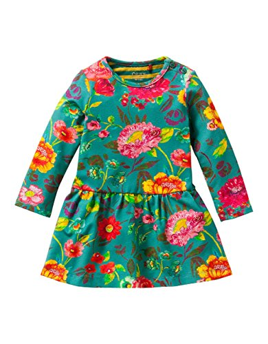oilily-yf16gdr081-vestido-para-ninos-mehrfarbig-green-75-7-anos