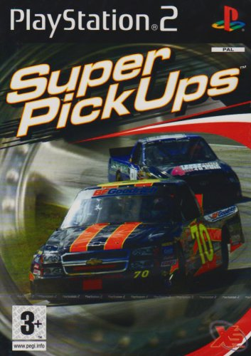Super Pick Ups [UK Import] (Picks Playstation)