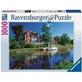 Ravensburger 19048 - Götakanal, Schweden - 1000 Teile Puzzle