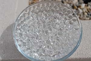 25 paquets de Cristal Clair Sol Gel Bio Balles Perles Marriage Vase Centerpiece
