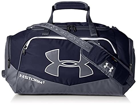Under Armour Undeniable Duffel II Multi Sports Travel Bag Luggage blue blue/grey Size:S