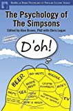 The Psychology of the Simpsons: D'oh! (Smart Pop Series)
