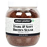 #7: Urban Platter Dark Soft Brown Cane Sugar, 400g