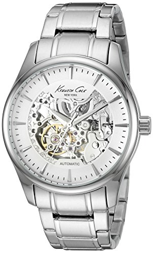 Kenneth Cole New York Men's 'Automatic' Automatic Stainless Steel Dress Watch (Model: 10027200)