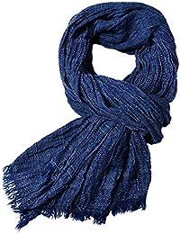 IWG Sciarpa uomo inverno autunno Plaid Stripes Pashmina modale lunghe  sciarpe calde 2afa886d35cd