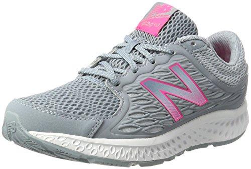 New Balance W420Ci3, Zapatillas Deportivas Para Interior Para Mujer, Varios Colores (Cyclone/Alpha Pink), 40 EU
