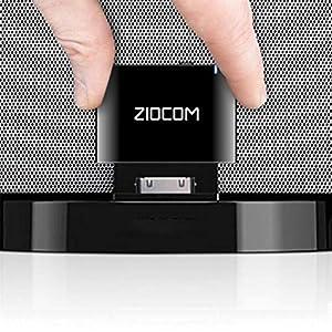 ZIOCOM Receptor Adaptador Bluetooth de