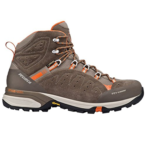 Tecnica T-cross High Gtxョ Ms, chaussures de marche homme marrone-arancione