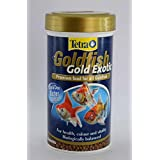 ColourfulShop® Tetra Gold Fish Gold Exotic 80g/250ml   Premium Food For All Gold Fishes