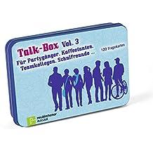 Talk-Box Vol. 3 - Für Partygänger, Kaffeetanten, Teamkollegen, Schulfreunde.