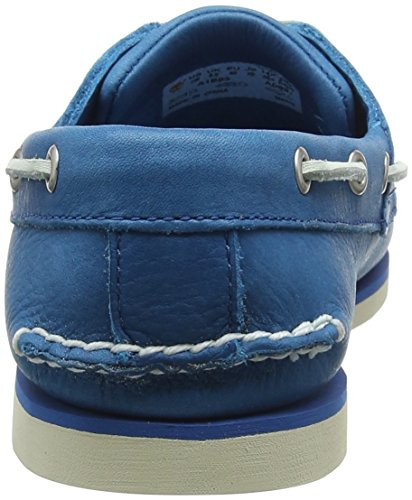 Timberland Classic Boat 2 Eyemykonos Blue Escape, Chaussures