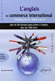 Telecharger Livres L anglais du commerce international (PDF,EPUB,MOBI) gratuits en Francaise