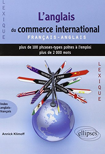 L'anglais du commerce international