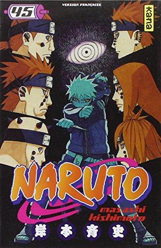 Naruto Vol.45
