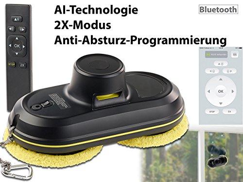 Fensterputzroboter Sichler V4 m. Bluetooth - 2