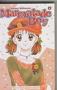 Marmalade Boy tomo numero 06 par Wataru Yoshizumi