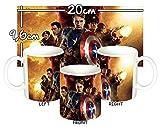 Capitan America El Primer Vengador Captain America The First Avenger Chris Evans Tasse Mug