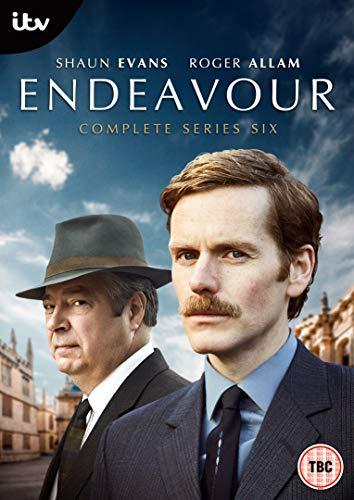 Endeavour Series 6 [DVD] [2019]