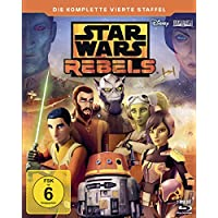 Star Wars Rebels - Die komplette vierte Staffel