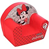 Minnie Mouse - Sillón Miss Minnie Rojo
