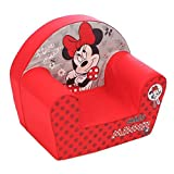 Disney Fauteuil Miss Minnie Rouge