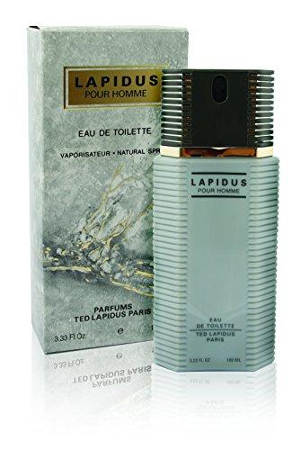 Ted Lapidus Men EDT 100 ml Vapo, 1er Pack (1 x 100 ml) (Musk Deodorant Body Spray)
