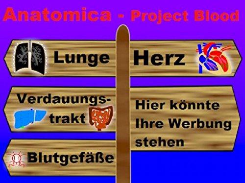Anatomica: Project Blood