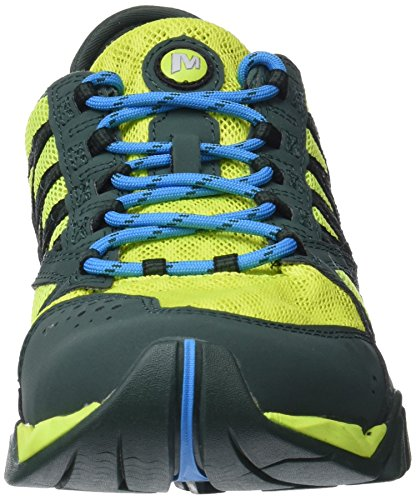 Green Mens Aqua Tetrex Shoes lime Crest Surge Merrell 7aYdq7