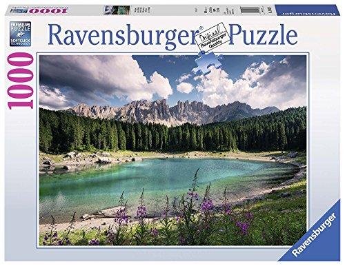Ravensburger Ravensburger-4005556198320 Puzzle 1000 Piezas, Multicolor (1)