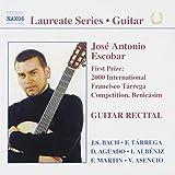 Laureate Series - José Antonio Escobar - Guitar Recital