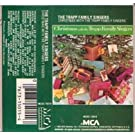 Christmas With the Trapp Famil [CASSETTE]