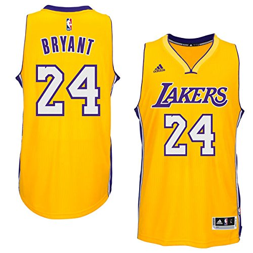 NBA Kobe Bryant, Los Angeles Lakers swingman Jersey Trikot - Neu (Gelb, L