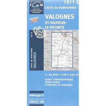1211E VALOGNES/ST-SAUVEUR-LE-VICOMTE