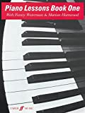 Piano Lessons, Book 1  (Waterman & Harewood Piano)