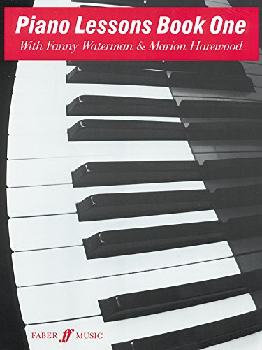 Piano Lessons: Book 1: Bk. 1 (Waterman & Harewood Piano Series)