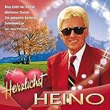 Heino: Herzlichst (16 Hits inkl. Blau blüht der Enzian, Die schwarze Barbara, Caramba Caracho ein Whisky, Schneewalzer, Treue Bergvagabunden, Griechischer Wein, La Paloma...) (Audio CD)
