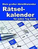 Abreißkalender - Rätselkalender 2015