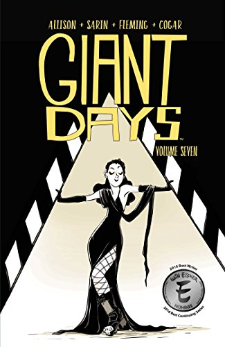 Giant Days Volume 7 por John Allison