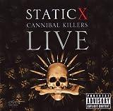 Static-X: Cannibal Killers Live (Audio CD)