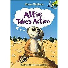 Alfie Takes Action (Chameleons)