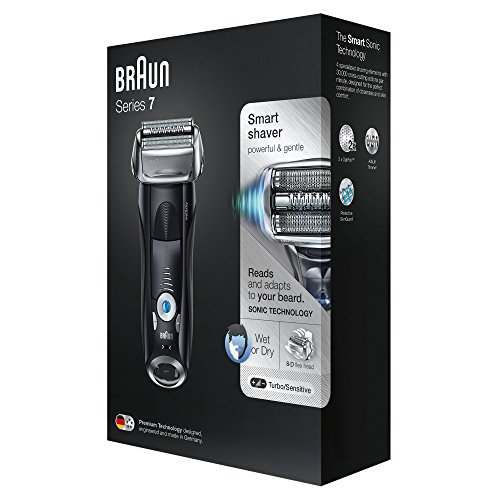 Afeitadora Braun Series 7 7840s