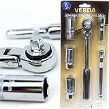 Zündkerzen Schlüssel PKW Motorrad 16-18-21 mm Ratsche Kerzenschlüßel SN3633