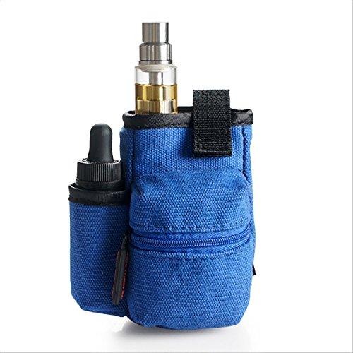 Original Coil Master Pbag, die Dampfertasche für den täglichen Einsatz (Farbe Blau) - 5