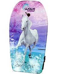 AK Sport Girl's Horse Body Board - Multi-Colour, 83 cm