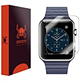 Skinomi, SK18680 TechSkin, Schutzfolie für Apple Watch und Apple Watch Series 3, wasserdicht, (42 mm) 6er Pack