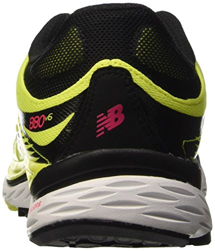 New Balance Herren 880 Running Trainingsschuhe, Schwarz Giallo (Yellow/Black)